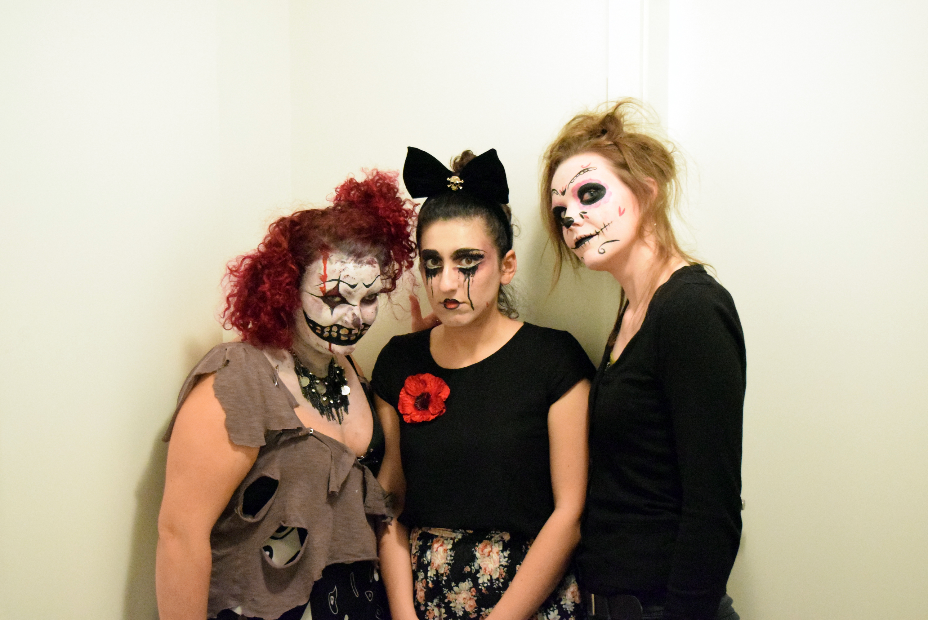 helloween makeup fashionblog thingsarefantastic