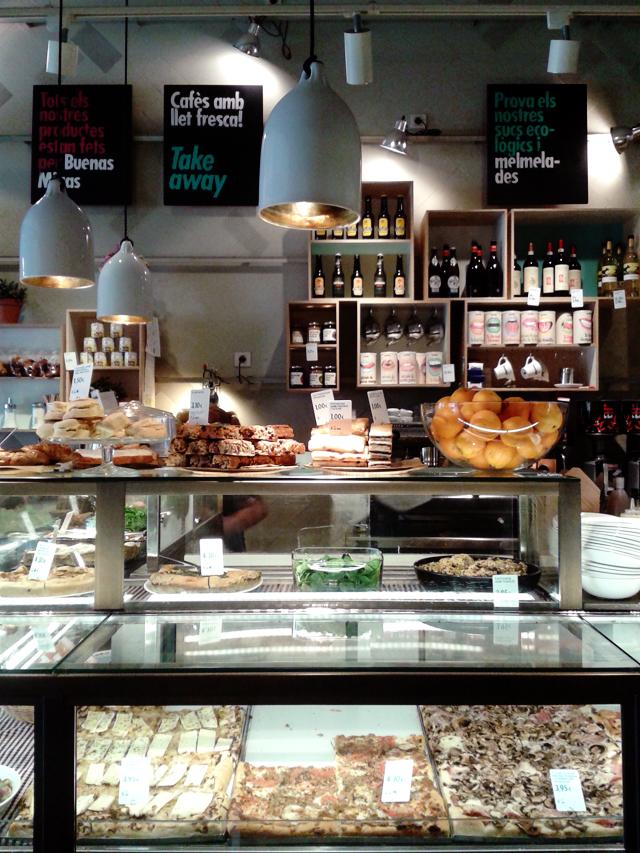 interior-design-für die küche-bäckerei