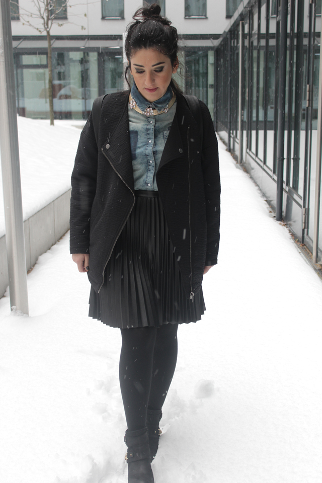 winter outfits berlin look jacke offen