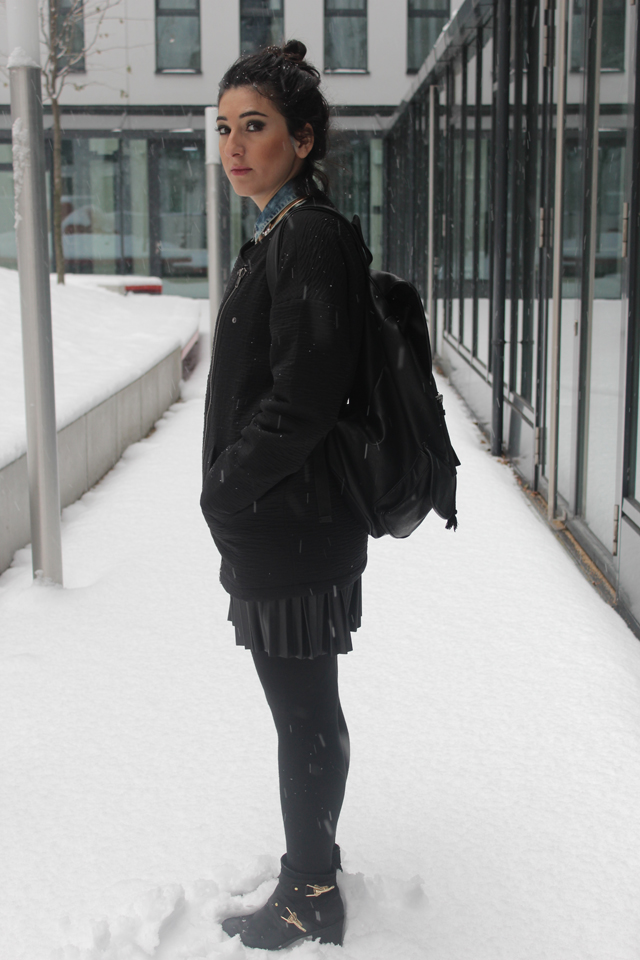 winter outfits berlin look