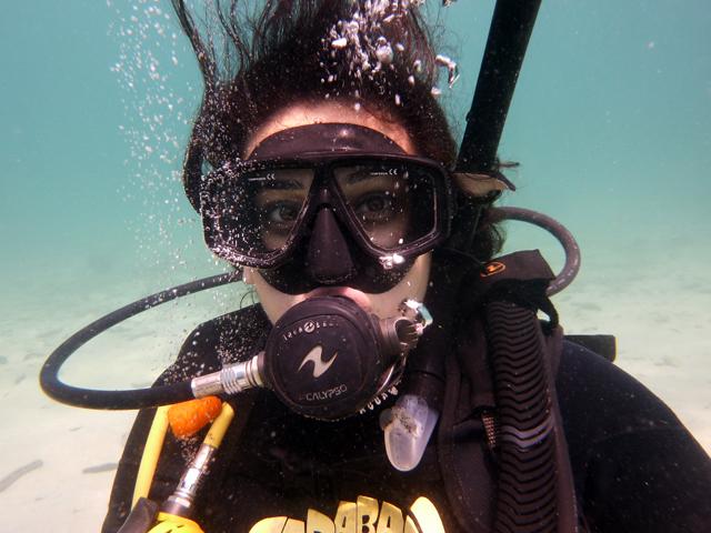 diving in thailand ausrüstung