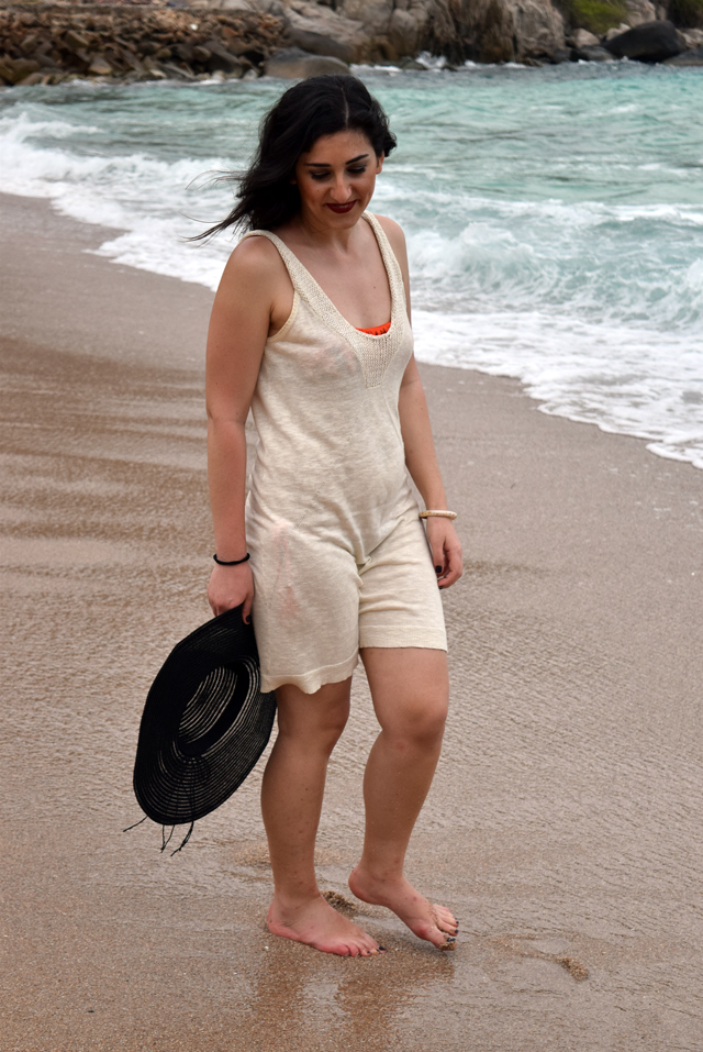 outfit post strandmode 2015 mit kleid