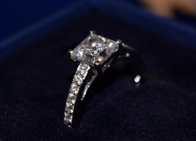 swarovski ring groß