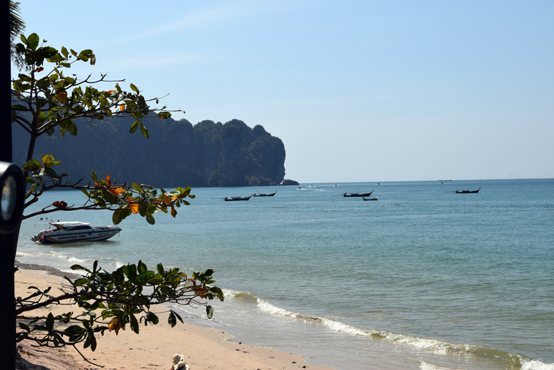 ao nang strand thailand krabi