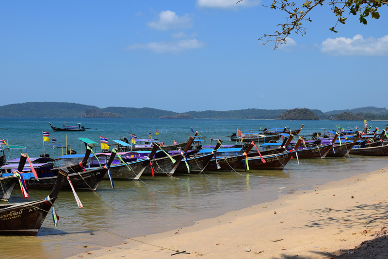 ao nang strand thailand