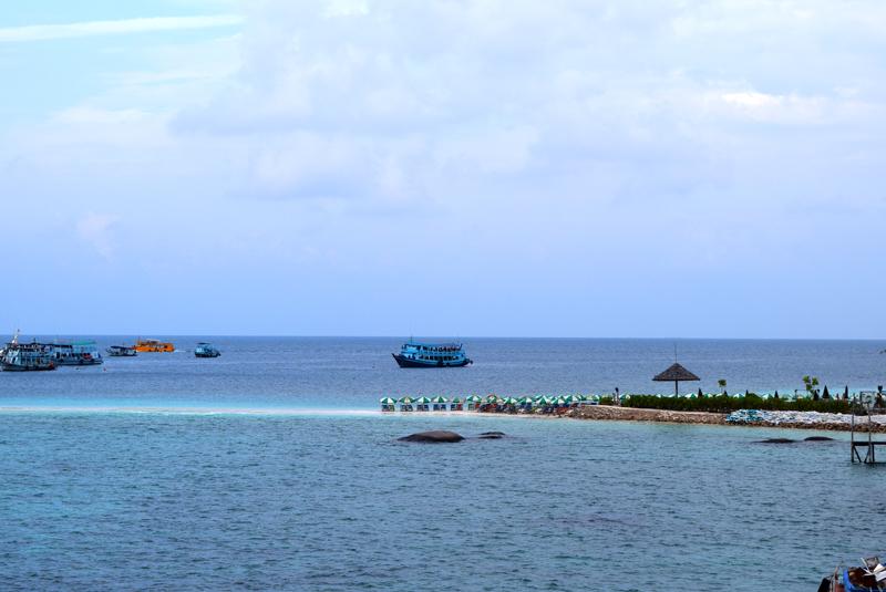 nangyuon strand thailand