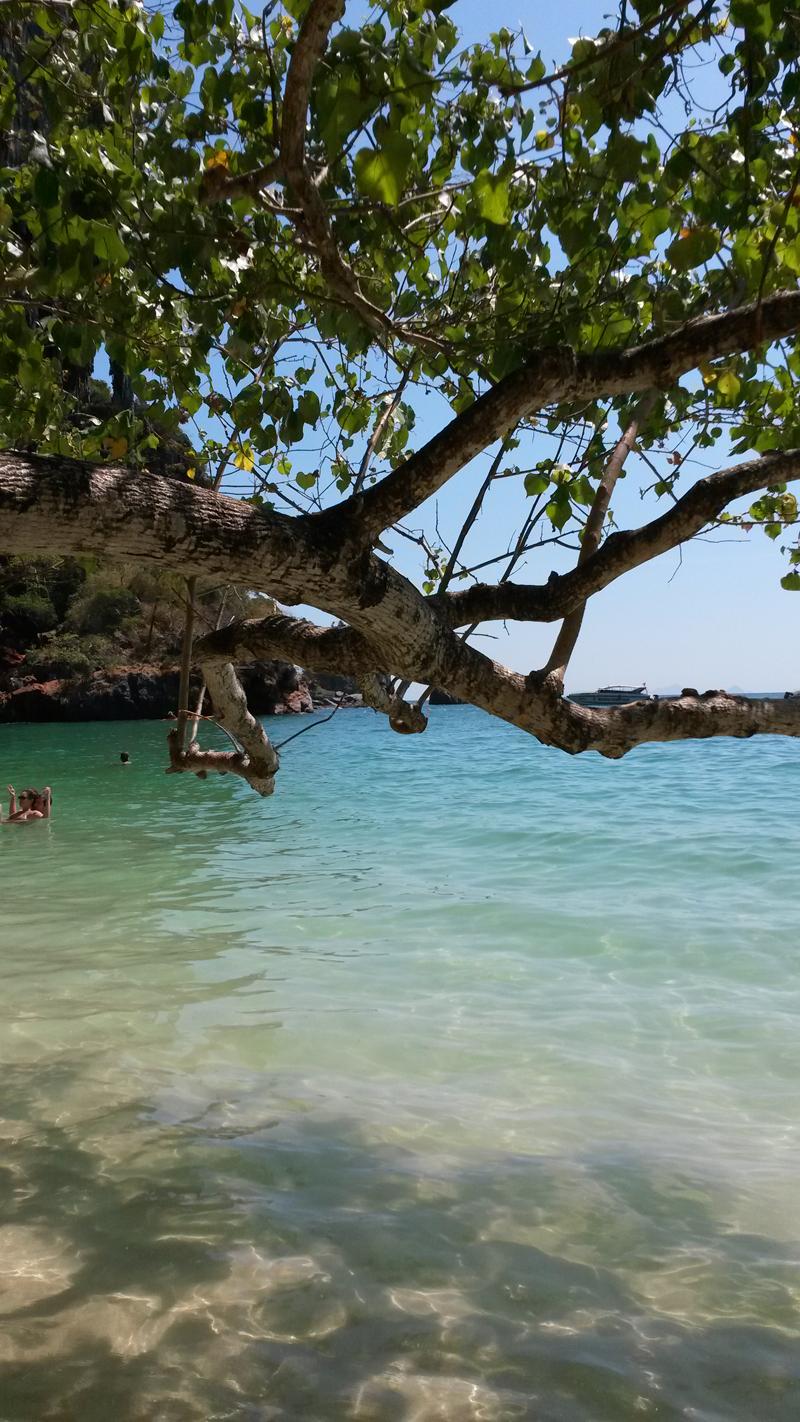 phra nang island thailand