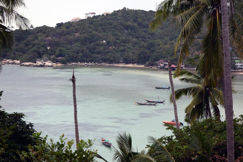 strand koh tao thailand