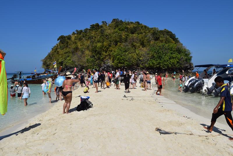 tup island strand