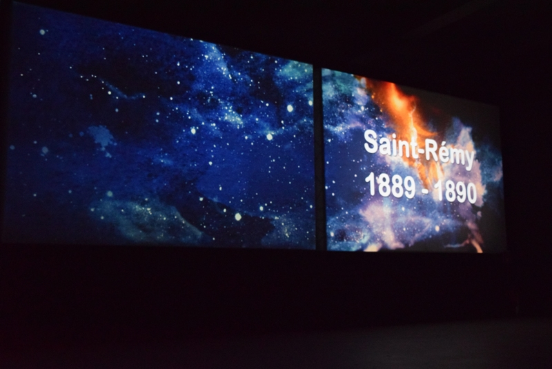 Ausstellung Van Gogh Alive Modeblog THINGSAREFANTASTIC 1