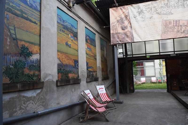 Ausstellung Van Gogh Alive Modeblog THINGSAREFANTASTIC 2