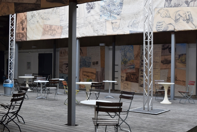 Ausstellung Van Gogh Alive Modeblog THINGSAREFANTASTIC 3