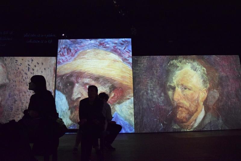 Ausstellung Van Gogh Alive Modeblog THINGSAREFANTASTIC 4