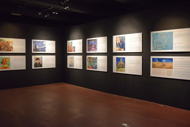 Ausstellung Van Gogh Alive Modeblog THINGSAREFANTASTIC 7