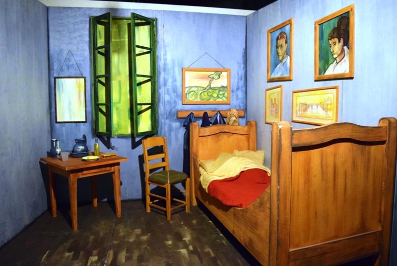 Ausstellung Van Gogh Alive Modeblog THINGSAREFANTASTIC
