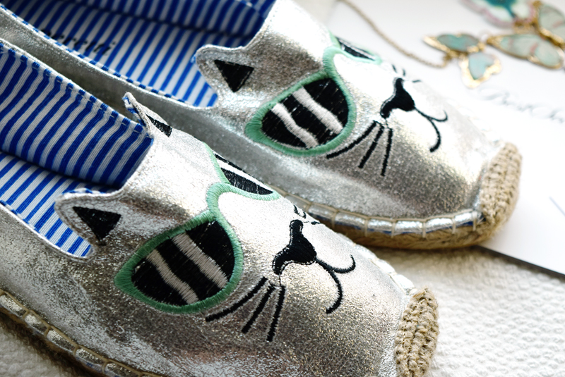 Espadrilles mit Muster Mode Blog THINGSAREFANTASTIC