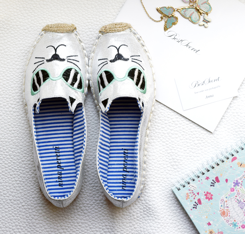 Espadrilles mit Print Mode Blog THINGSAREFANTASTIC