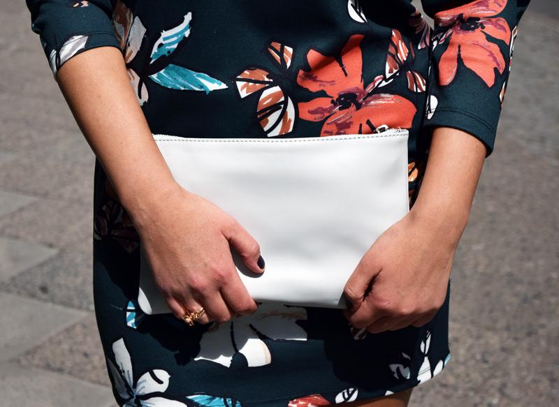Großstadt Chic Look Handtasche