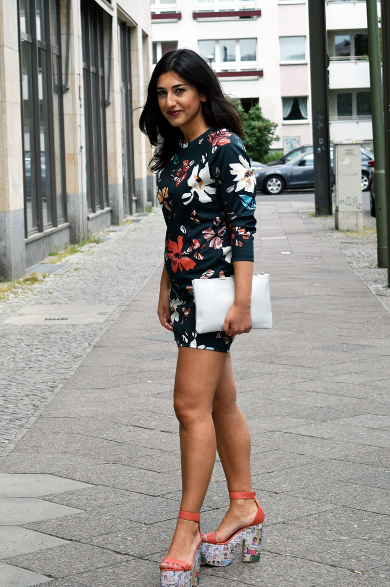 Outfit Großstadt Chic