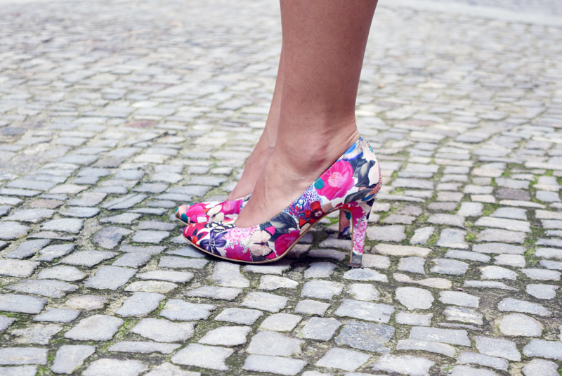 Sommer Outfit Schuhe