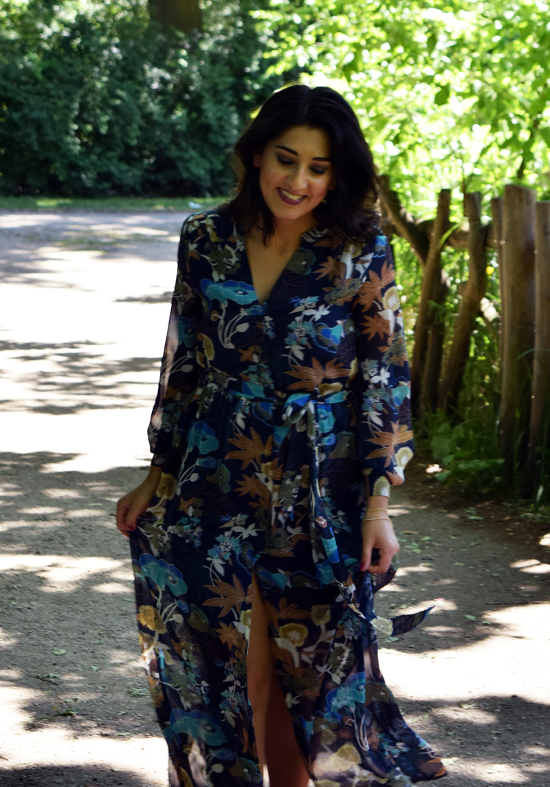 Sommeroutfit Kleid Modeblog THINGSAREFANTASTIC
