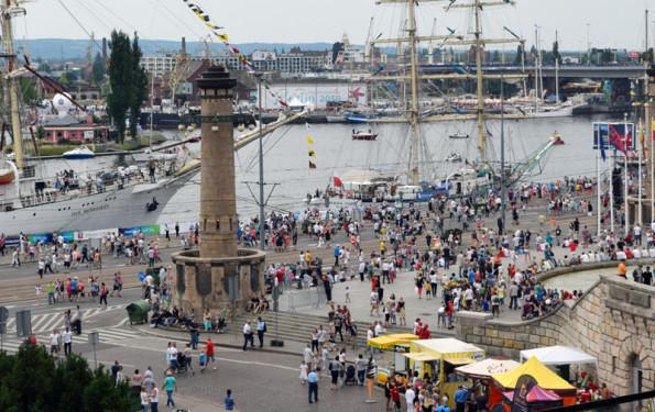Stettin Hafen Modeblog THINGSAREFANTASTIC