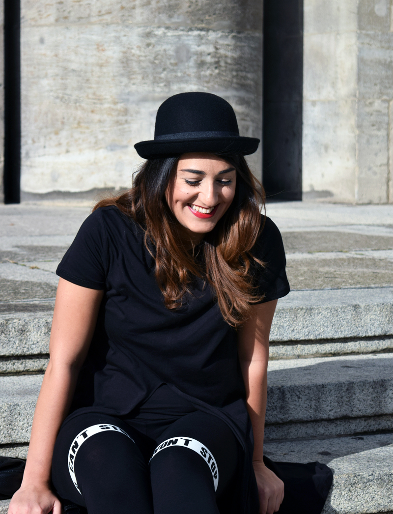 NY Hipster Look in Berlin - THINGSAREFANTASTIC