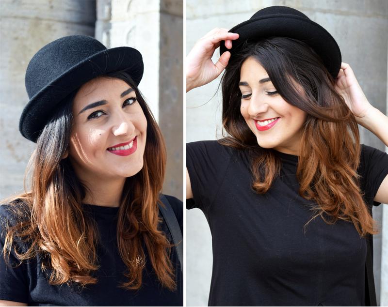 Newyorker Style mit Hut Fashion Blog THINGSAREFANTASTIC
