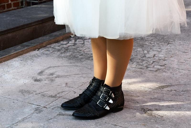 Tüllrock Look für Blogger Parade