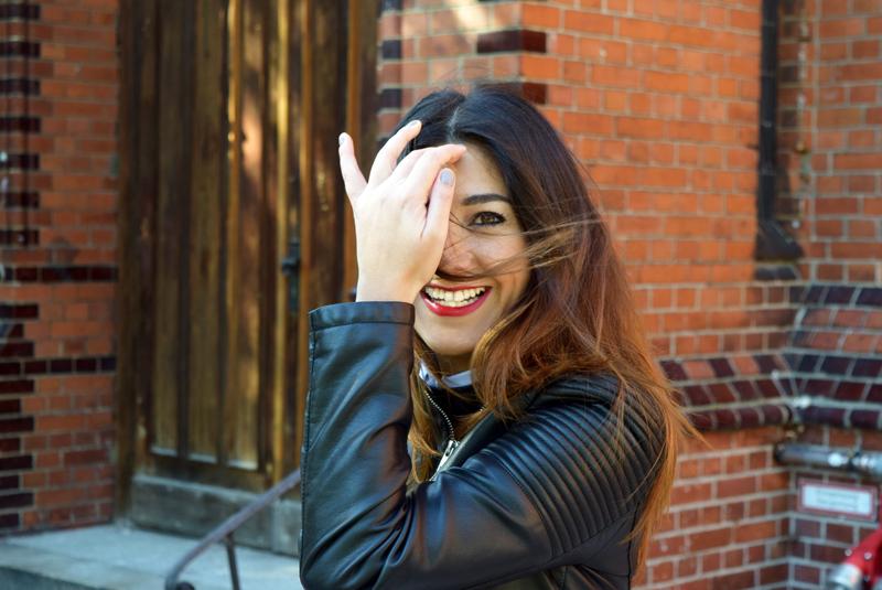 Wie trage ich einen Tüllrock - Blogger Parade