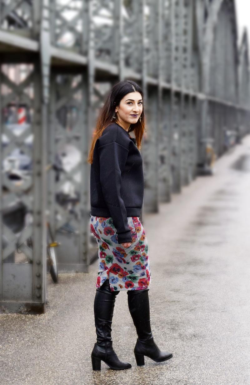 Outfit Neopren Oberteil