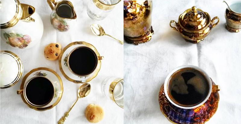 Frühstückbilder von Instagram