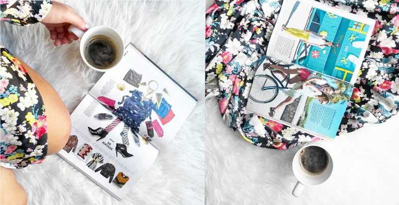Kaffeebider von Instagram Fashion Blog