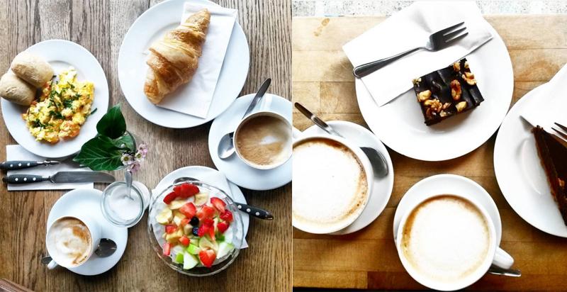 schöne Frühstück Bilder von Instagram