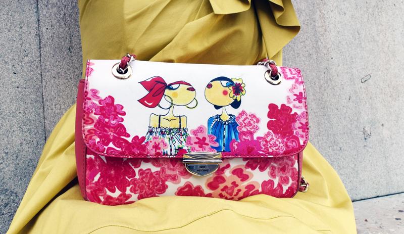 love moschino handtasche für Sommer