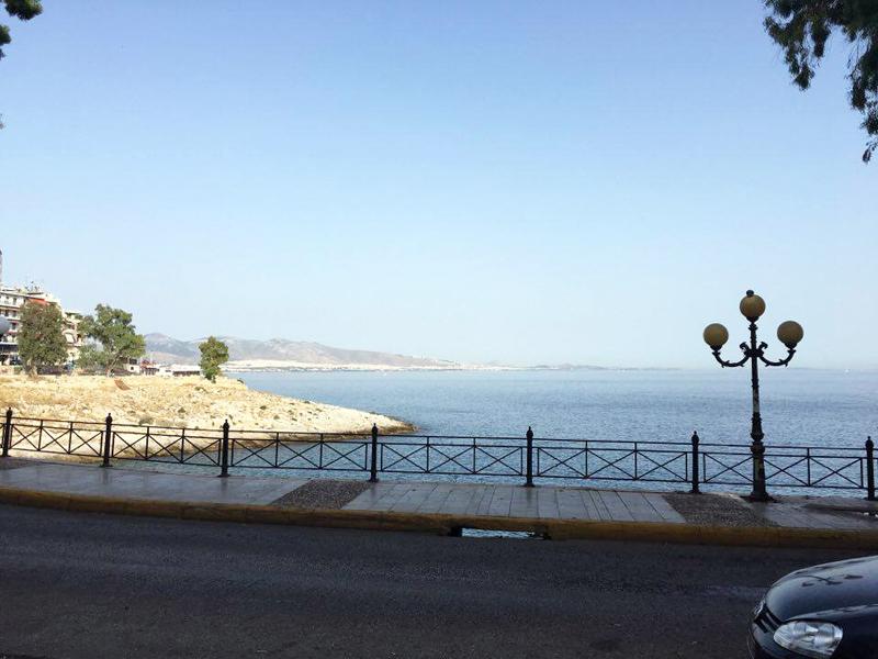 athen piraeus stand