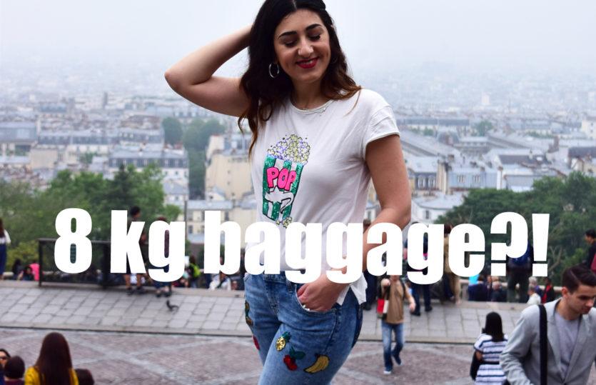 Handgepäck richtig packen: Tipps für Fashionistas