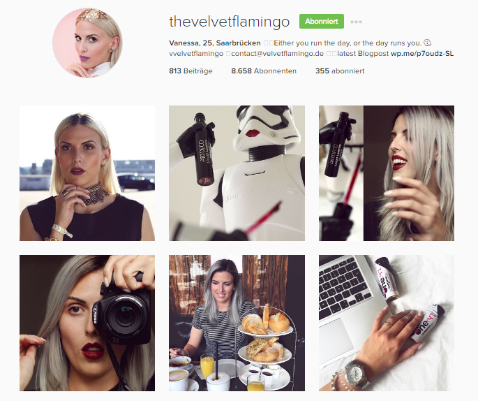 fashion instagram accounts zum folgen
