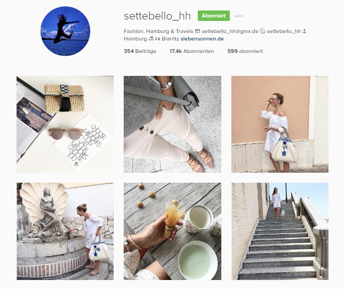 fashion instagram accounts zum followen