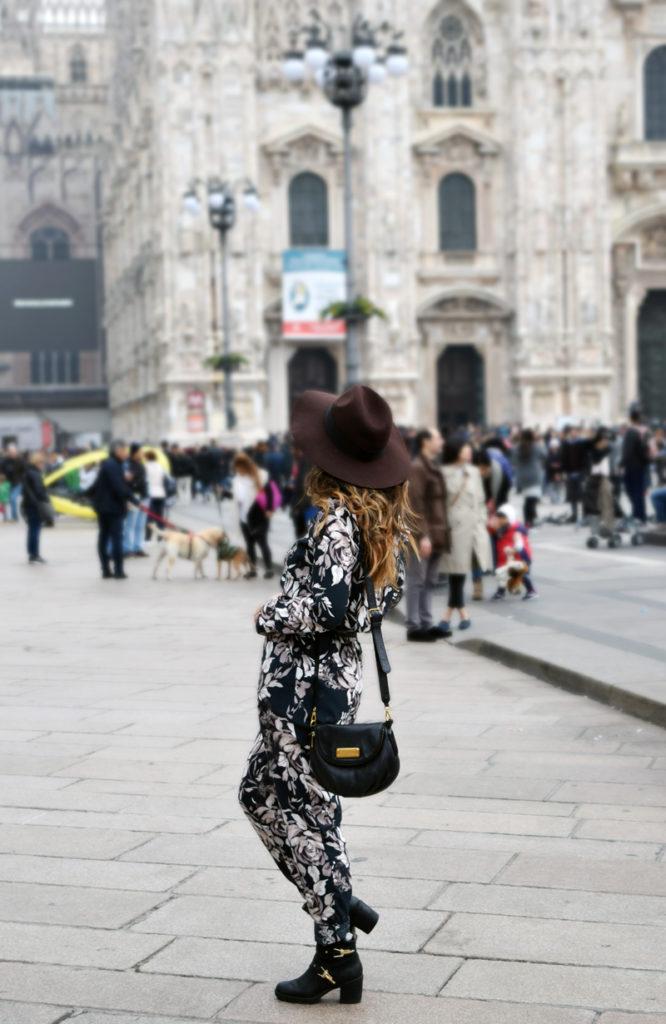 Look aus Milano für den Herbst