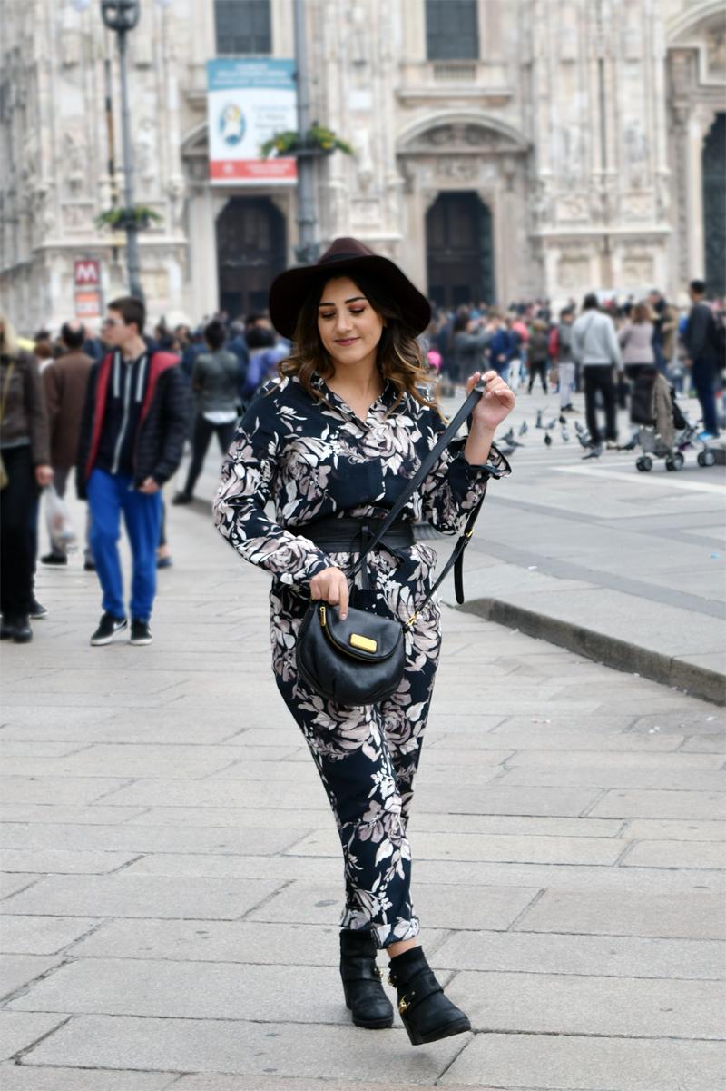 herbstiche Mode aus Mailand