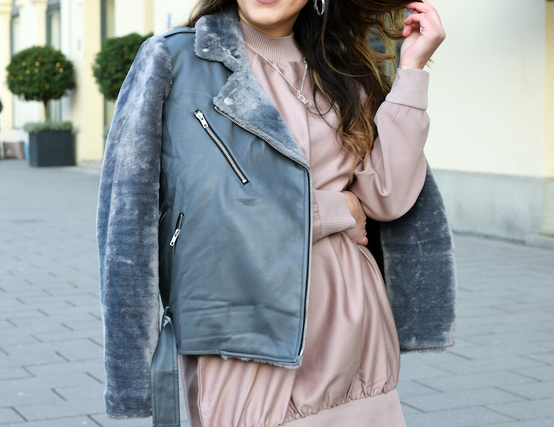 oversized looks für den Winter