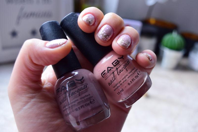 Faby nail polish