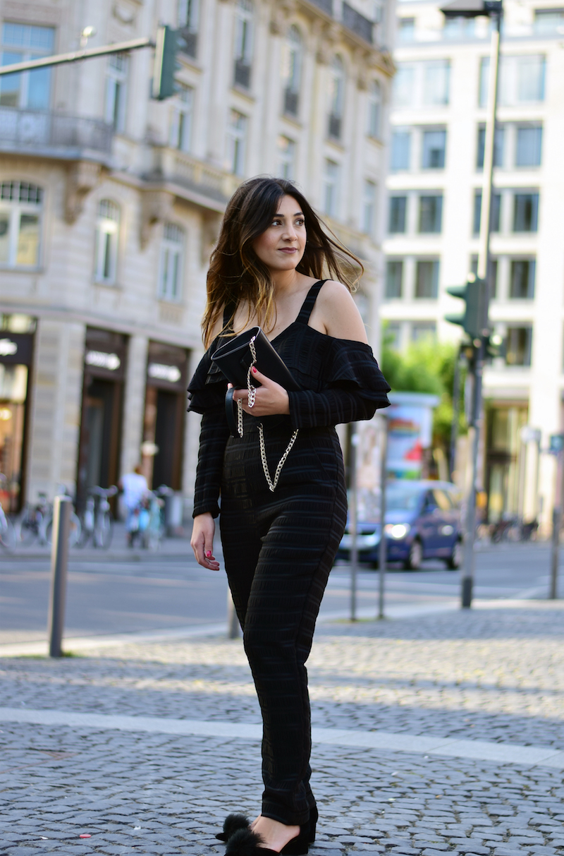 street fashion overll outfit
